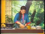 Mazedar Morning with Yasmeen on Indus Televison  20-01-2014 Part 06