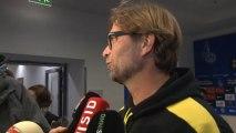 """Dortmund - Klopp : """"Corriger les erreurs défensives"""""""