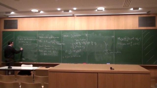 Problèmes inverses hybrides d'Yves Capdeboscq - Séance 1