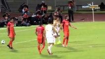 Pumas 3 - 0 Delfines... Goleada de Pumas salvó trabajo de Trejo