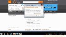 Installer et utiliser le contrôle parental d'Orange sur le PC