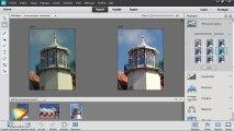 Tutoriel Photoshop Elements 12 : Régler les images en mode Rapide | video2brain.com