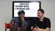 "Rapper Talib Kweli performs ""Turnt Up"" #inTheLab"