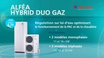 Alféa Hybrid Duo Gaz - Pompe à chaleur