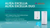 Alféa Excellia et Excellia Duo - Pompe à chaleur