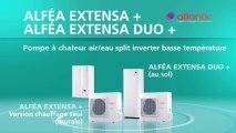 Alféa Extensa + et Extensa Duo + - Pompe à chaleur