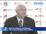 """Ministro Ramírez: """"Vamos a hacer un nuevo sistema cambiario, un sistema de bandas"""""""