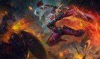 League of Legends - Vidéo : Riven et la Lame du dragon