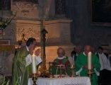 AGDE - 2007 - Accueil d'un nouveau prêtre, le père Yannick CASAJUS
