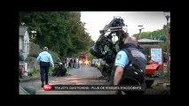 Sécurité : quelles sont les routes les plus dangereuses (Emission Turbo du 19/01/2014)