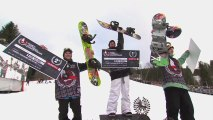 Blast from the Past Chas Guldemond Wins Slopestyle World Snowboarding Championships