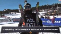 Devin Logan Talks Slopestyle in Olympics