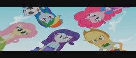 My Little Pony  Equestria Girls. Español Latino (HD.) 1 Parte.