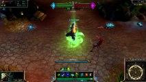 OLD) - Assassin Master Yi League of Legends Skin Spotlight