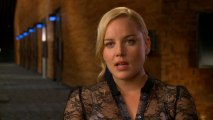 "A Sexy Abbie Cornish Chats About ""RoboCop"""