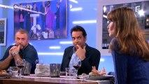 """Carla Bruni-Sarkoy tacle Patrick Cohen """"C à vous"""" [19.11.2013]"""