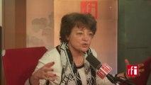 Hala Kodmani: «C'est miraculeux que cette conférence de paix ait pu se tenir et c'est en partie grâce aux parains des deux parties syriennes qui ont fait pression à la communauté internationale.»