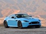 Essai Aston Martin V12 Vantage S