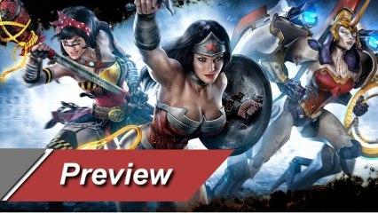 Infinite Crisis - Preview/Gameplay - Games-Panorama HD DE