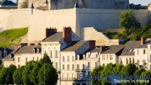 Le Château de Saumur (Maine-et-Loire, Pays de la Loire, franceguidetour)