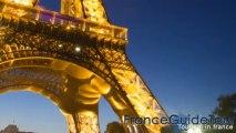 La Majestueuse Tour Eiffel de Paris (Franceguidetour, tourisme à Paris)
