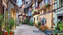 Eguisheim, l'un des plus beaux villages de France (Alsace, Haut-Rhin, franceguidetour)
