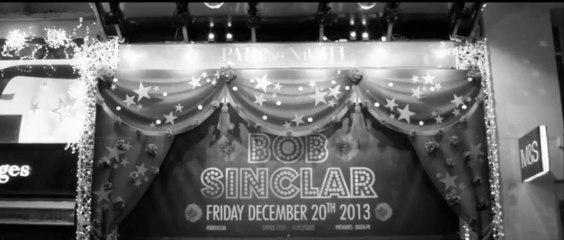 Bob Sinclar, Friday 20th december 2013 - Queen Club