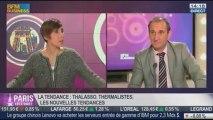 La tendance du moment: Thalasso, thermalistes, les nouvelles tendances, dans Paris est à vous – 23/01