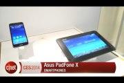 CES 2014 : Asus PadFone X