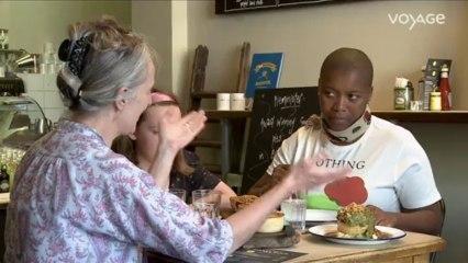 Georgiana chez vous : Bristol, Pie Minister