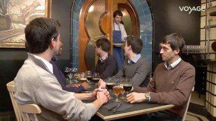 Georgiana chez vous : Bruxelles, Au restaurant