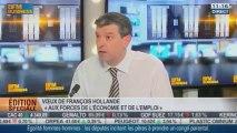 Emission spéciale: Les voeux de François Hollande aux acteurs de l'économie et de l'emploi - 21/01