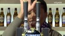 Georgiana chez vous : Dublin, La bière Guiness