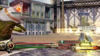 Le système de combats  de Lightning Returns: Final Fantasy XIII