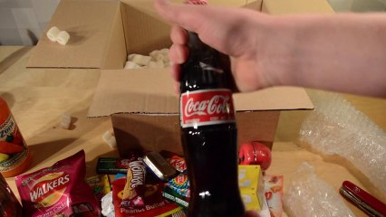 Foreign Candy Unboxing