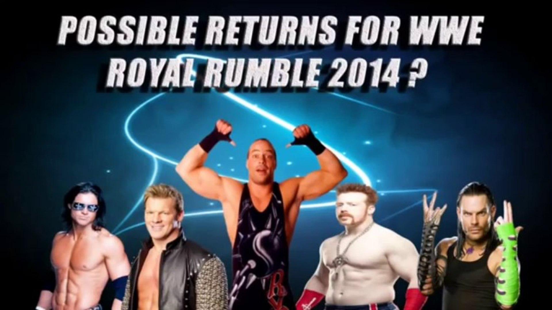 2014 show royal rumble wwe full Royal Rumble