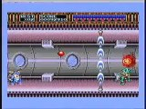 Rocket Knight Adventures (Sega Mega Drive) Stage 4 Flying Battleship