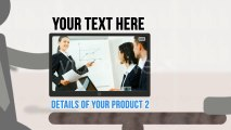 Corporate Actions Business Presentation - After Effects Template
