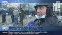 """BFM Replay: Valls est """"sans morale, sans limites et éminemment inquiétant"""", Marine Le Pen - 23/01"""