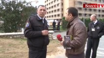 Sözcü TV ekibine Gezi Parkı'nda müdahale