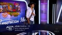 Chris Medina - Chasing Pavement - American Idol 13