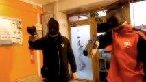Vidéo drôle gore : Braquage par Horreur by GARAALIGHT (humour noire)