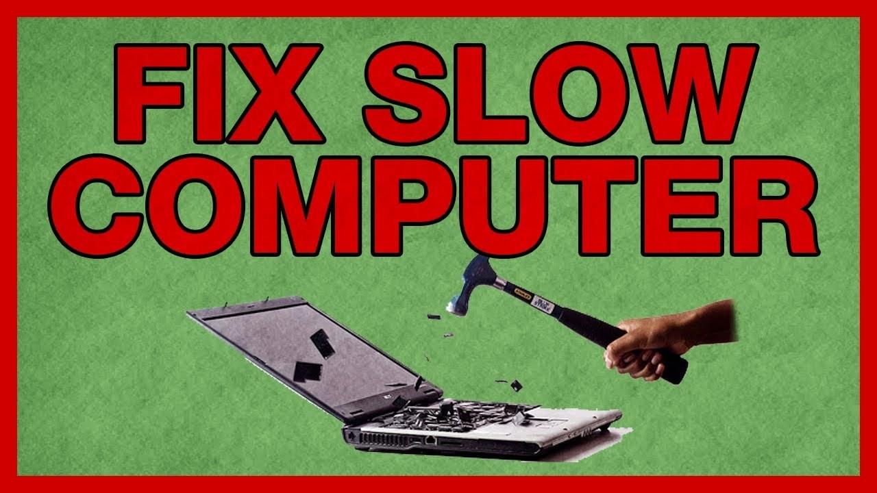 Fix Programs Slowing Your Computer Tutorial