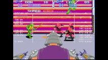 Teenage Mutant Hero Turtles IV : Turtles in Time - GK Live Tortues Ninja Super Nintendo