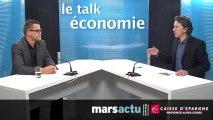 Le talk économie Marsactu : Sylvain Parodi, PDG de Urban Service