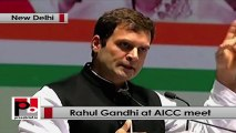 Rahul Gandhi: Opposition opposed six bills in Parliament, we want to give those bills to this country