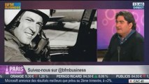 """La sortie du jour: Manolo Chrétien et Arnaud Bard pour l'exposition de """"Manolo Chrétien, photographe plasticien"""", dans Paris est à vous - 24/01"""