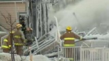 Fire rips through Canadian elderly home