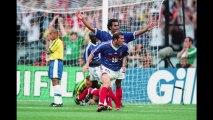 Coupe du monde 1998 : Ces deux buts de Zidane qui ont offert le mondial à la France