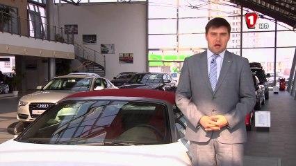 Легкий мир Audi. 'Премиум технологии'. Выпуск 8. (УКР)